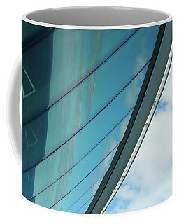 Cruise Ship Abstract Serenade Windows 1 Coffee Mug
