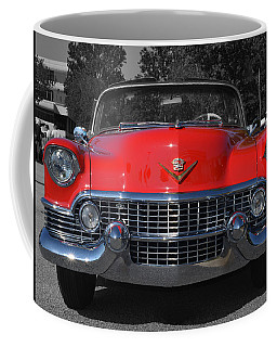 Cruising Americana Coffee Mug