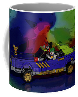 Cruising For Trouble Art Coffee Mug