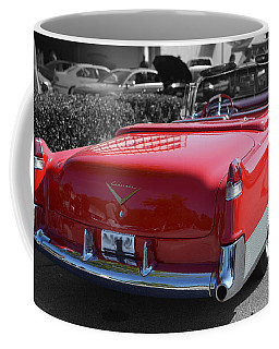 Cruising In Time Coffee Mug