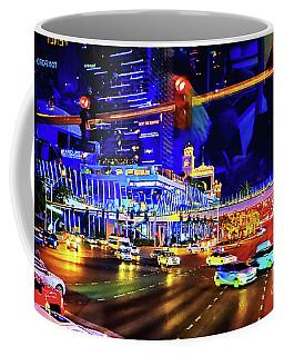 Cruising On The Strip Coffee Mug