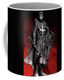 Crusader Warrior - Medieval Warfare Coffee Mug
