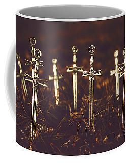 Crusaders Cemetery Coffee Mug