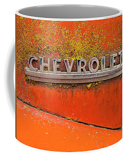 Crusty Chevy Lesions Coffee Mug