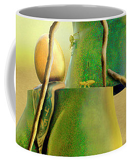 Crutches 2 Coffee Mug