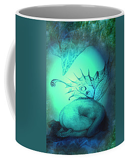 Crying Fairy Coffee Mug