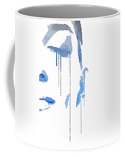 Crying In Pain Coffee Mug