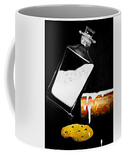 Coffee Mug featuring the photograph Crying Over Spilled Milk by Diana Angstadt