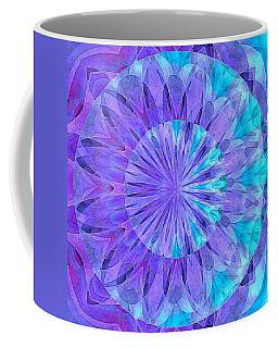 Crystal Aurora Borealis Coffee Mug