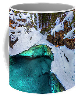 Crystal Blue Persuasion Coffee Mug