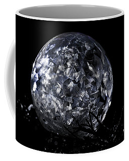 Crystal Bubble Coffee Mug