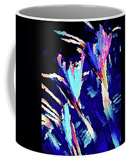 Crystal C Abstract Coffee Mug