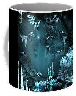 Crystal Cave Mystery Coffee Mug