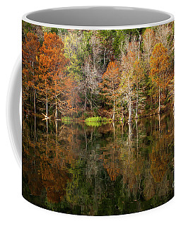 Crystal Clear Coffee Mug by Iris Greenwell
