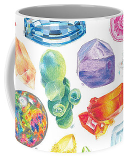 Crystal Confetti II Coffee Mug