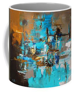 Crystal Cure Coffee Mug