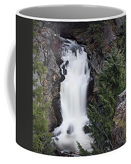 Crystal Falls , Wa Coffee Mug