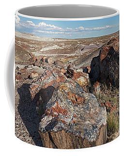 Crystal Forest Stump Coffee Mug