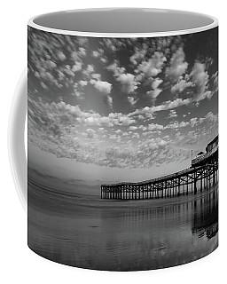 Crystal In Chrome Coffee Mug