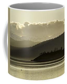 Crystal Kayak Coffee Mug