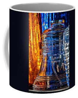Crystal Liberty Bell Coffee Mug
