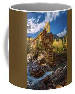 Crystal Mill Morning Coffee Mug by Darren White