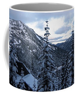Crystal Mountain Dawn Coffee Mug