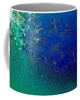 Coffee Mug featuring the photograph Crystal Sea by Danielle R T Haney