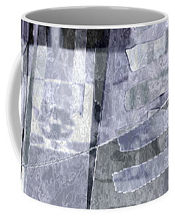 Crystal Silver Coffee Mug