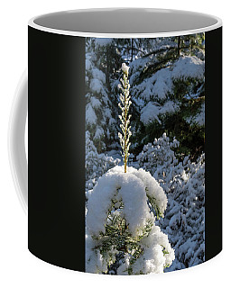 Crystal Tree Coffee Mug