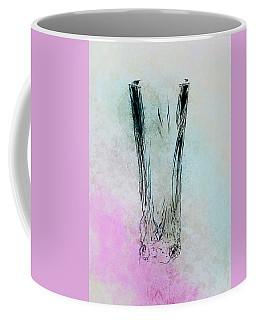 Crystal Vase Coffee Mug