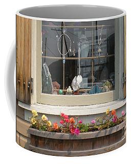 Crystal Window Coffee Mug