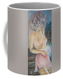 Crystal Wonder Girl Coffee Mug