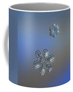 Coffee Mug featuring the photograph Crystals Of Day by Alexey Kljatov