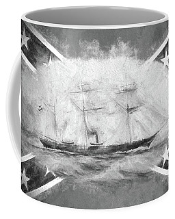 Coffee Mug featuring the photograph Css Alabama by JC Findley