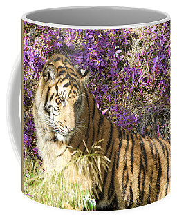 Coffee Mug featuring the painting Cub Scout by Judy Kay