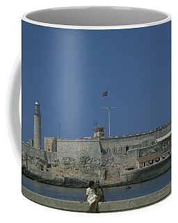 Cuba In The Time Of Castro Coffee Mug