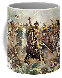 Cuba: Rough Riders, 1898 Coffee Mug