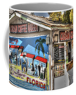 Cuban Coffee Queen Coffee Mug