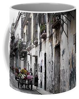 Cuban Flower Vendor Coffee Mug