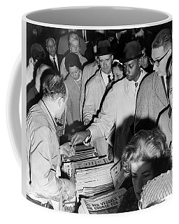 Cuban Missile Crisis News Coffee Mug