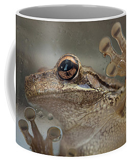 Cuban Treefrog Coffee Mug