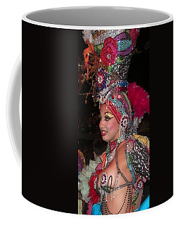 Cuban Tropicana Dancer Coffee Mug