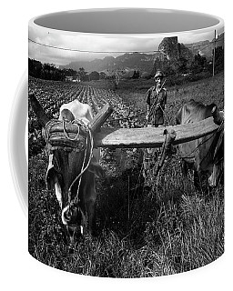 Cuban Worker I Coffee Mug