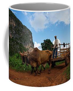 Cuban Worker II Coffee Mug
