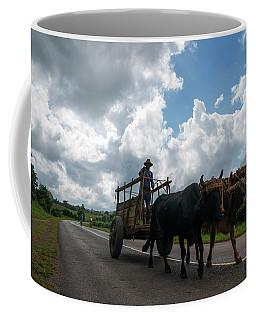 Cuban Worker Coffee Mug