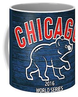 Cubbies Graphic Barn Door 2016 Coffee Mug