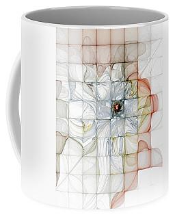 Cubed Pastels Coffee Mug