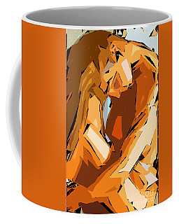Cubism Series Ix Coffee Mug