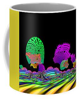 Cubistrain Coffee Mug